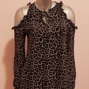 Michael Kors womens top size small